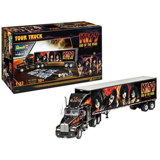dekorace (model) Kiss - Model Kit 1/32 Tour Truck, NNM, Kiss