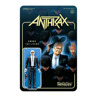 figurka Anthrax - Among The Living, NNM, Anthrax