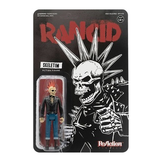 figurka Rancid - Skeletim, NNM, Rancid