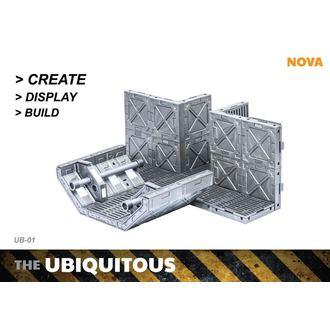 dekorace (dioráma) Ubiquitous Diorama Case for Action Figures Standard Edition
