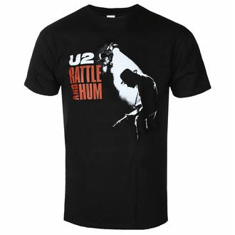 tričko pánské U2 - Rattle & Hum - ROCK OFF, ROCK OFF, U2
