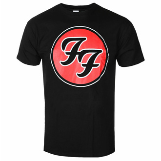 tričko pánské Foo Fighters - FF Logo - ROCK OFF, ROCK OFF, Foo Fighters