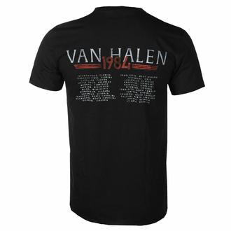 tričko pánské Van Halen - '84 Tour - ROCK OFF, ROCK OFF, Van Halen