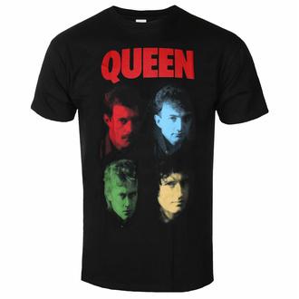 tričko pánské Queen - Hot Sauce V2 - ROCK OFF, ROCK OFF, Queen