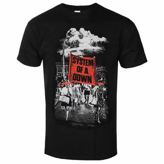 tričko pánské System Of A Down - Banner March - ROCK OFF, ROCK OFF, System of a Down
