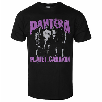 tričko pánské Pantera - Planet Caravan - ROCK OFF, ROCK OFF, Pantera
