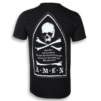 tričko pánské Behemoth - Amen - Black - KINGS ROAD - 20110315