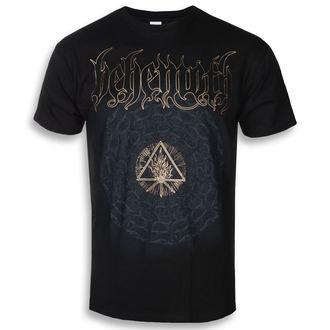 tričko pánské Behemoth - Pit Ov Snakes - Black - KINGS ROAD - 20110349