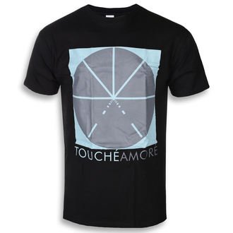 tričko pánské Touche Amore - Summer Logo - Black - KINGS ROAD, KINGS ROAD, Touche Amore