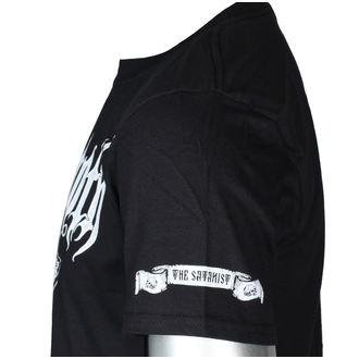 tričko pánské Behemoth - Satanist Banner - Black - KINGS ROAD, KINGS ROAD, Behemoth