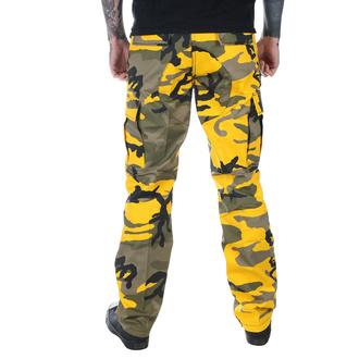 kalhoty pánské MMB - US BDU - YELLOW-CAM, MMB