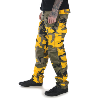 kalhoty pánské MMB - US BDU - YELLOW-CAM - 200500_YELLOW-CAM