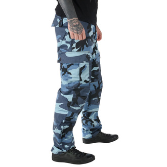 kalhoty pánské MMB - US BDU - SKY-BLUE, MMB