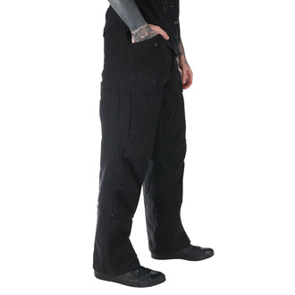 kalhoty pánské MMB - M65 Pant NYCO washed - Black, MMB