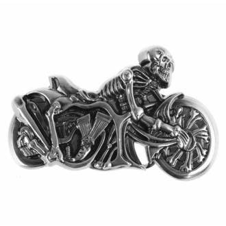 přezka Hell rider, BLACK & METAL