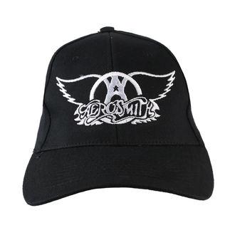 kšiltovka Aerosmith - Logo - HYBRIS, HYBRIS, Aerosmith