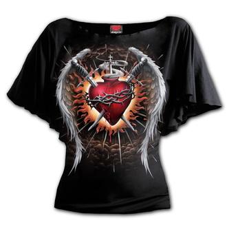tričko dámské SPIRAL - SACRED WINGS, SPIRAL