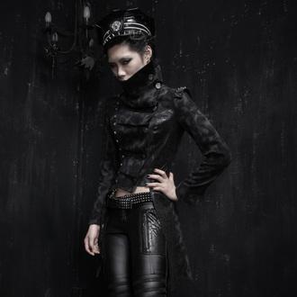 kabát dámský PUNK RAVE - Apocalypse, PUNK RAVE