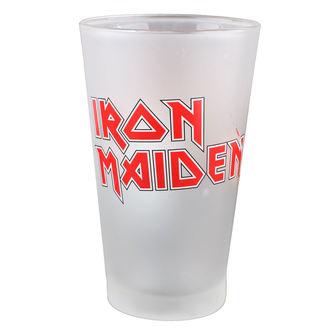 sklenice Iron Maiden, Iron Maiden