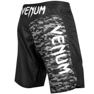 kraťasy pánské VENUM -  Light 3.0 Fightshorts - Black/Urban Camo, VENUM