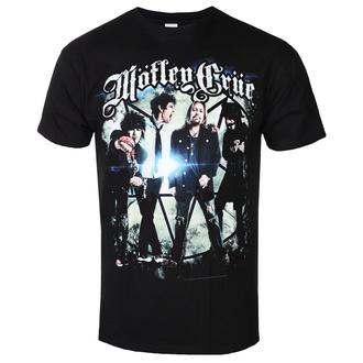 tričko pánské Mötley Crüe - Group Photo - ROCK OFF - MOTTEE04MB