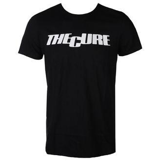 tričko pánské The Cure - LOGO - BRAVADO, BRAVADO, Cure