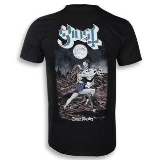 tričko pánské Ghost - Dance Macabre Cover & Logo - ROCK OFF, ROCK OFF, Ghost