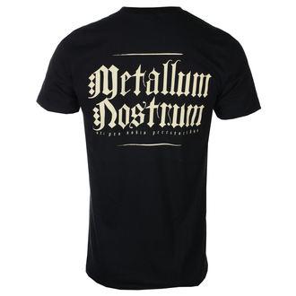 tričko pánské POWERWOLF - Metallum Nostrum - NAPALM RECORDS, NAPALM RECORDS, Powerwolf