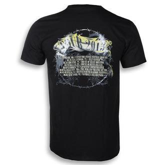 tričko pánské Guns N' Roses - Trashy Skull - ROCK OFF, ROCK OFF, Guns N' Roses