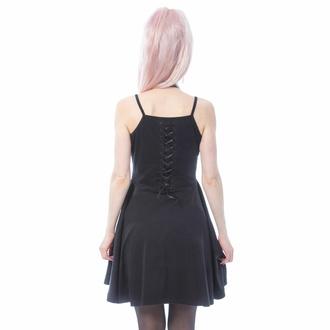 šaty dámské HEARTLESS - ZAYLEE - BLACK, HEARTLESS