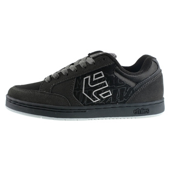 boty pánské METAL MULISHA - ETNIES - Swivel - DARK GREY/BLACK, METAL MULISHA