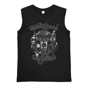 tílko pánské Motörhead - SNAGGLETOOTH CREST - BLACK - AMPLIFIED, AMPLIFIED, Motörhead