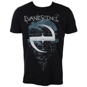 tričko pánské EVANESCENCE - SPACE MAP - PLASTIC HEAD, PLASTIC HEAD, Evanescence
