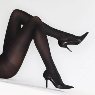 punčocháče LEGWEAR - 70 denier opaque - black, LEGWEAR
