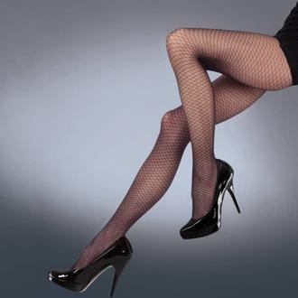 punčocháče LEGWEAR - avant garde - black, LEGWEAR