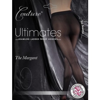 punčocháče LEGWEAR - couture ultimates - the margaret - black, LEGWEAR