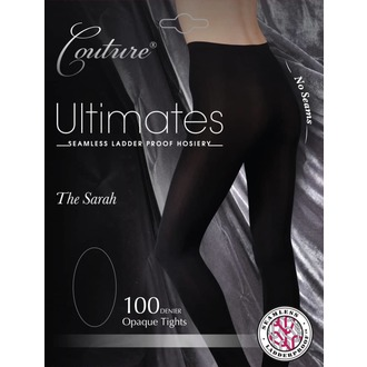 punčocháče LEGWEAR - couture ultimates - the sarah - black, LEGWEAR