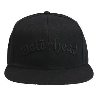 kšiltovka Motörhead - Logo & Warpig - ROCK OFF, ROCK OFF, Motörhead