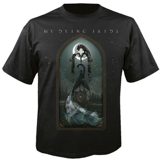 tričko pánské MY DYING BRIDE - A secret kiss - NUCLEAR BLAST, NUCLEAR BLAST, My Dying Bride