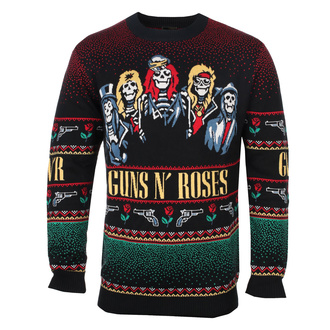 svetr pánský Guns N' Roses - HOLIDAY 19 - BRAVADO, BRAVADO, Guns N' Roses