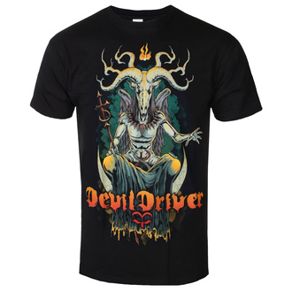 tričko pánské Devildriver - Baphomet - Black, NNM, Devildriver