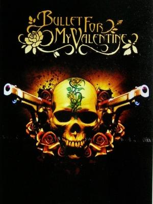 vlajka Bullet For My Valentine - Pistols