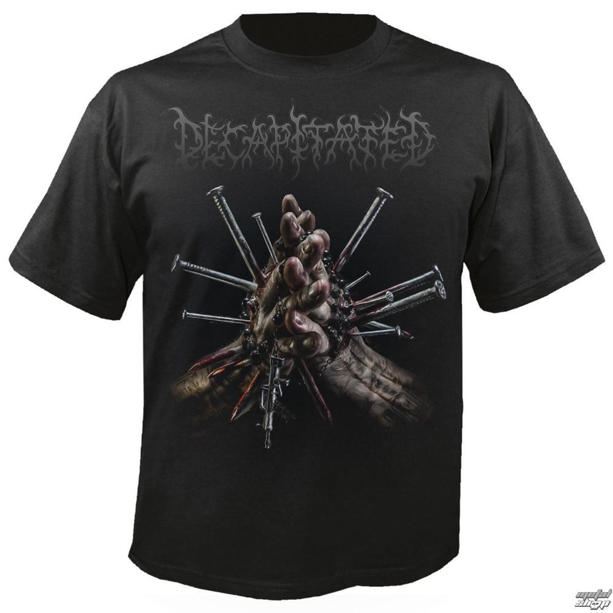 tričko pánské DECAPITATED - Anticult - NUCLEAR BLAST