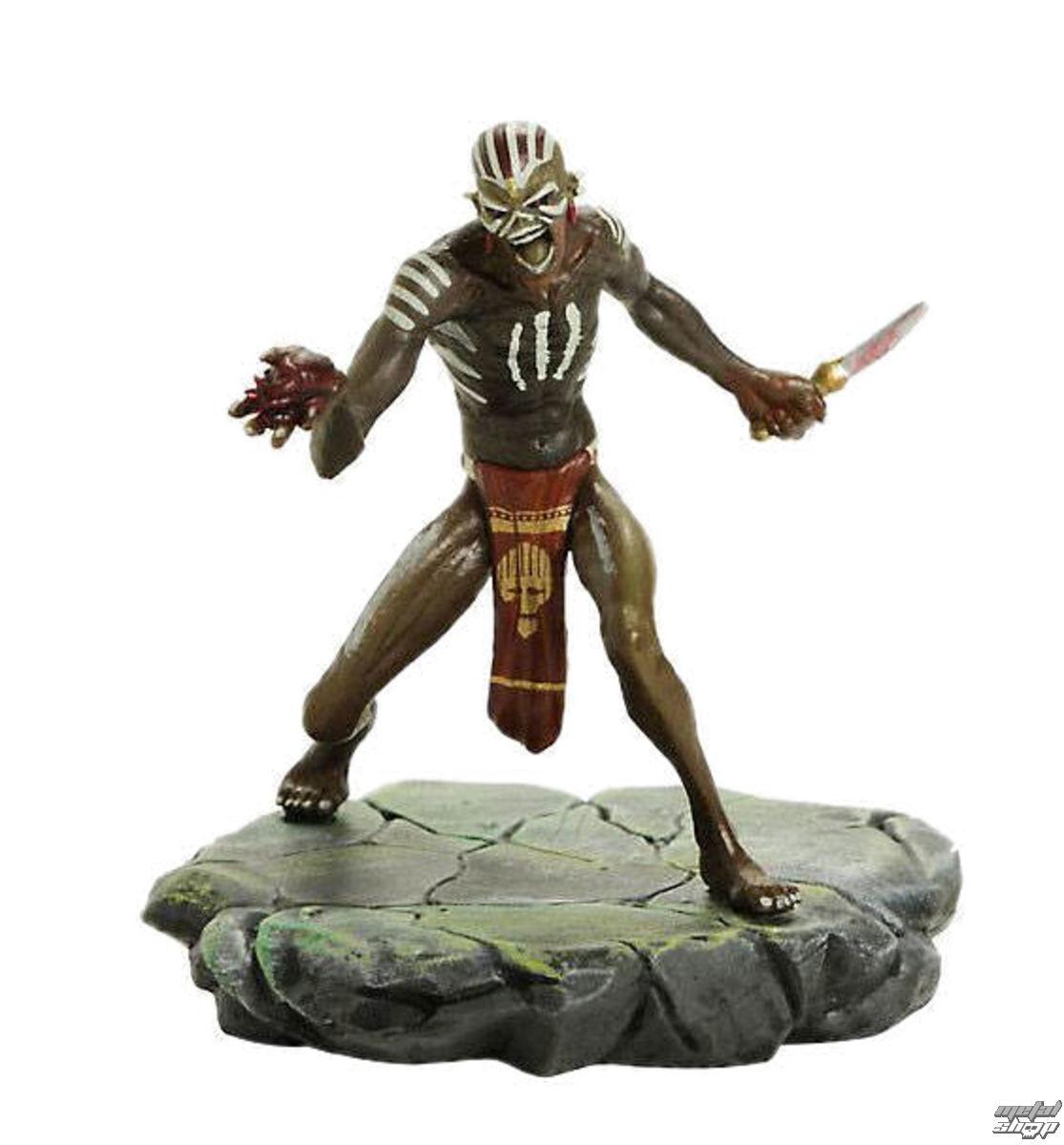 figurka Iron Maiden - Legacy of the Beast - Shaman Eddie